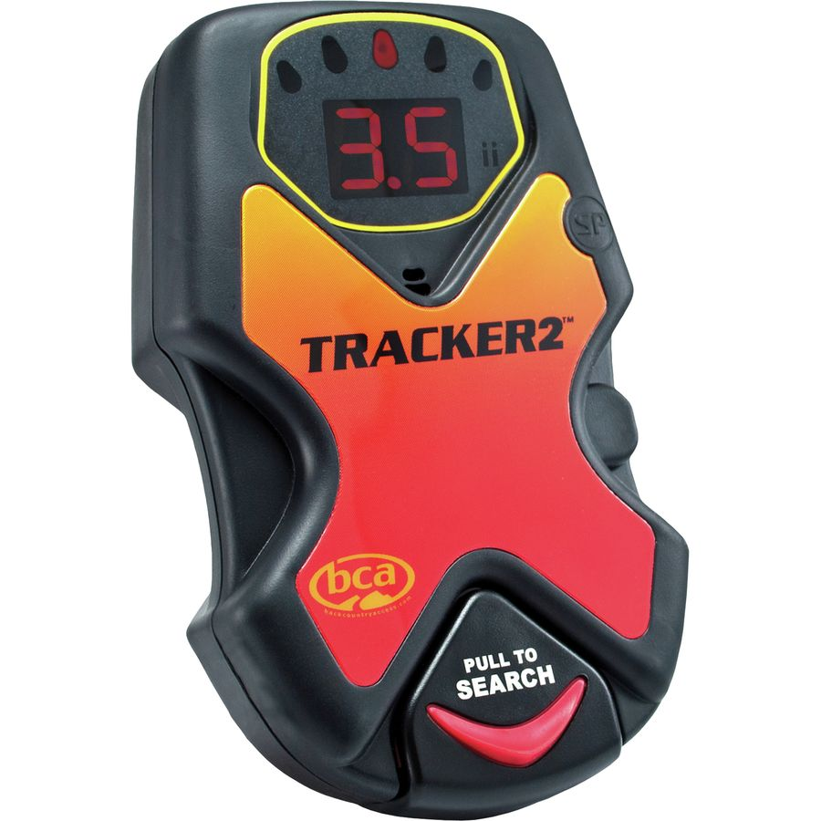 BCA DTS Tracker 2 - Front View with Digital Display