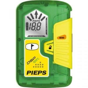 Pieps DSP Sport Package - Dynamic 3 Antenna Pieps DSP Sport Transceiver