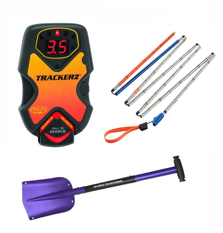 BCA DTS Tracker 2 Package
