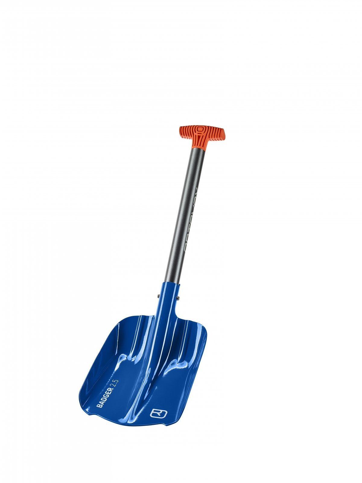 Ortovox Badger Shovel - Featuring Ergonomic Hybrid Grip