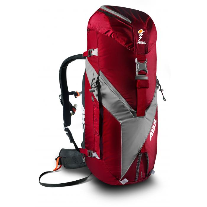 ABS Vario 45+5L Zip-on Backpack Only