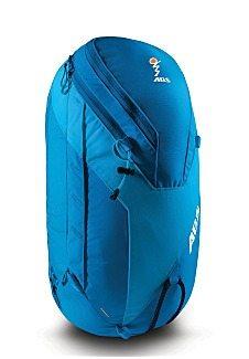 ABS Vario 24L Zip-on - Ocean/Blue - Front View