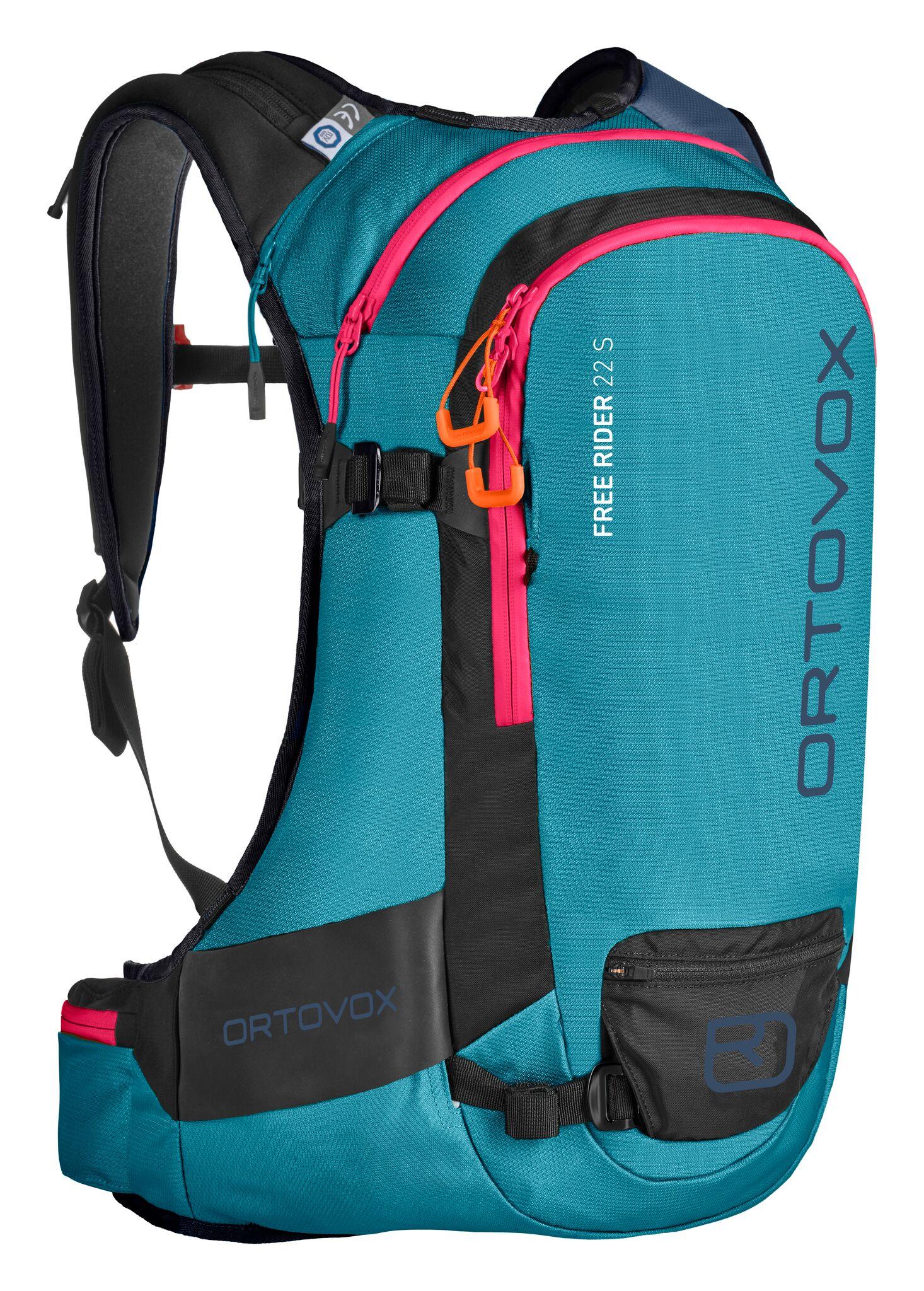 f5d8f8ee017fd Ortovox Freerider 22 S - SHORT Backpack Range - Snowsafe