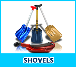 Avalanche Shovels