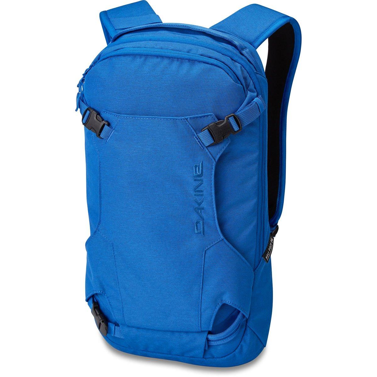 Dakine Heli Pack 12L - Cobalt Blue - Front View
