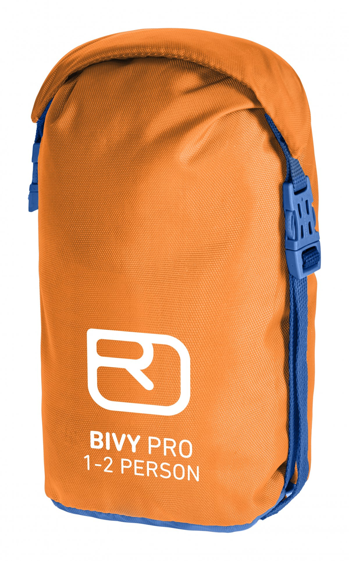 Compressible stow away bag with rolltop - Ortovox Bivy Bag Pro