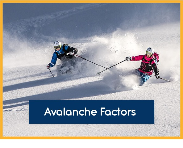 Snowsafe Avalanche Factors - Snowsafe Avalanche Safety Centre
