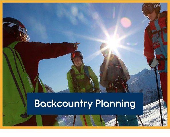 Snowsafe Backcountry Planning - Snowsafe Avalanche Safety Centre