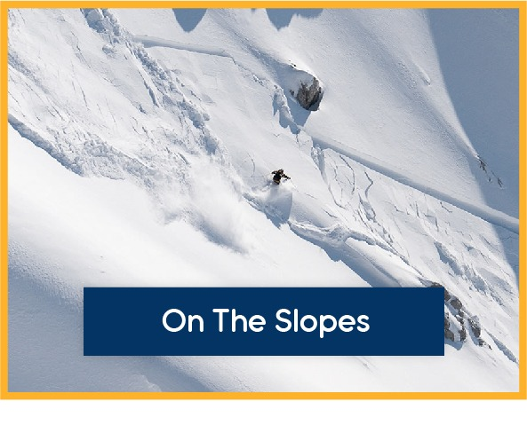 Snowsafe on the slopes - Snowsafe Avalanche Safety Centre