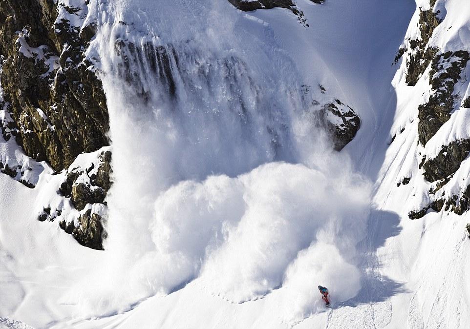 Switzerland Avalanches