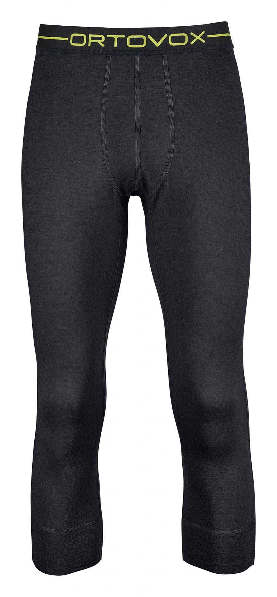 Ortovox Men's 145 Ultra Short Pants - Black Raven