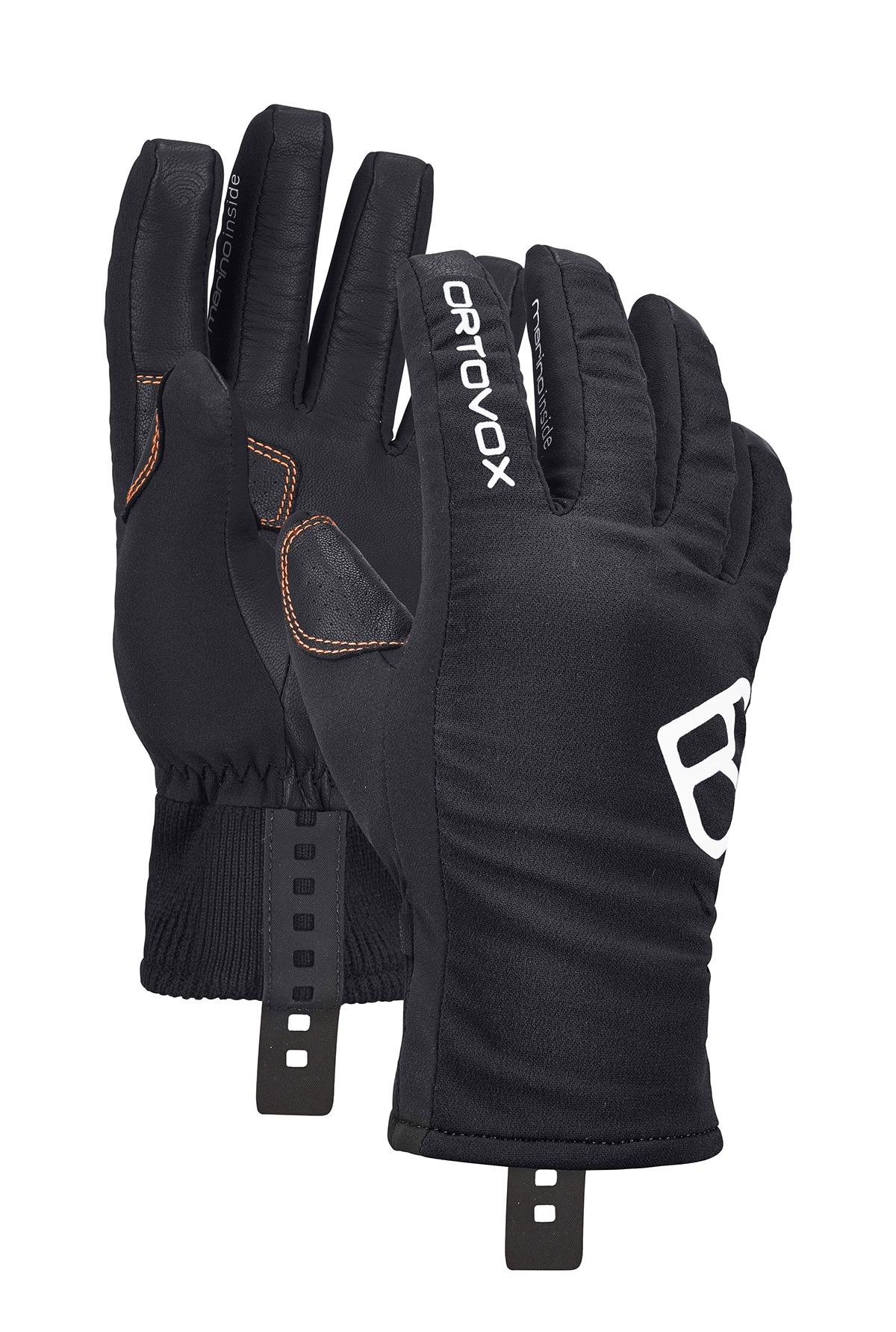 Ortovox Men's Tour Glove - Black Raven