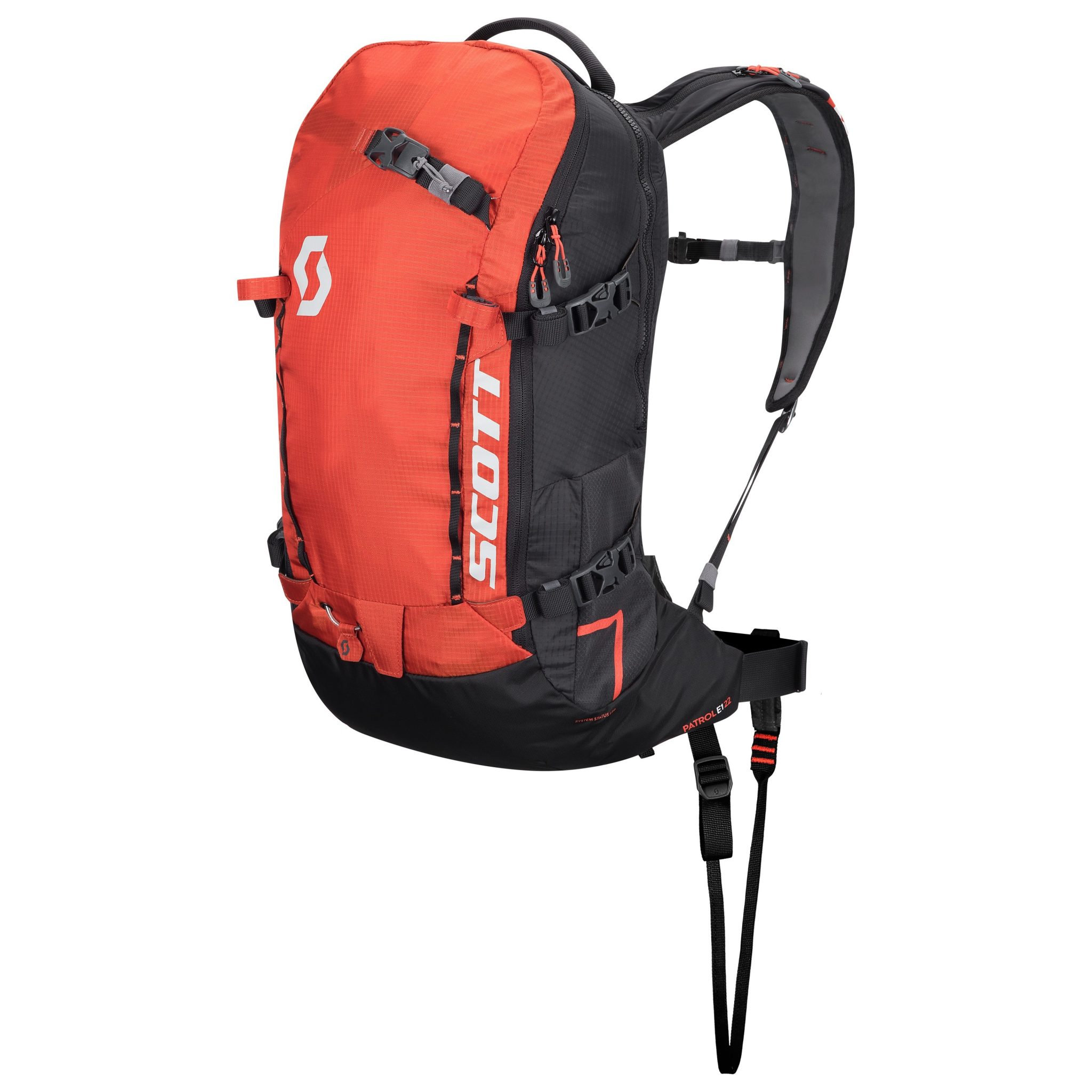 Scott Backcountry Patrol E1 22 Backpack - Front View