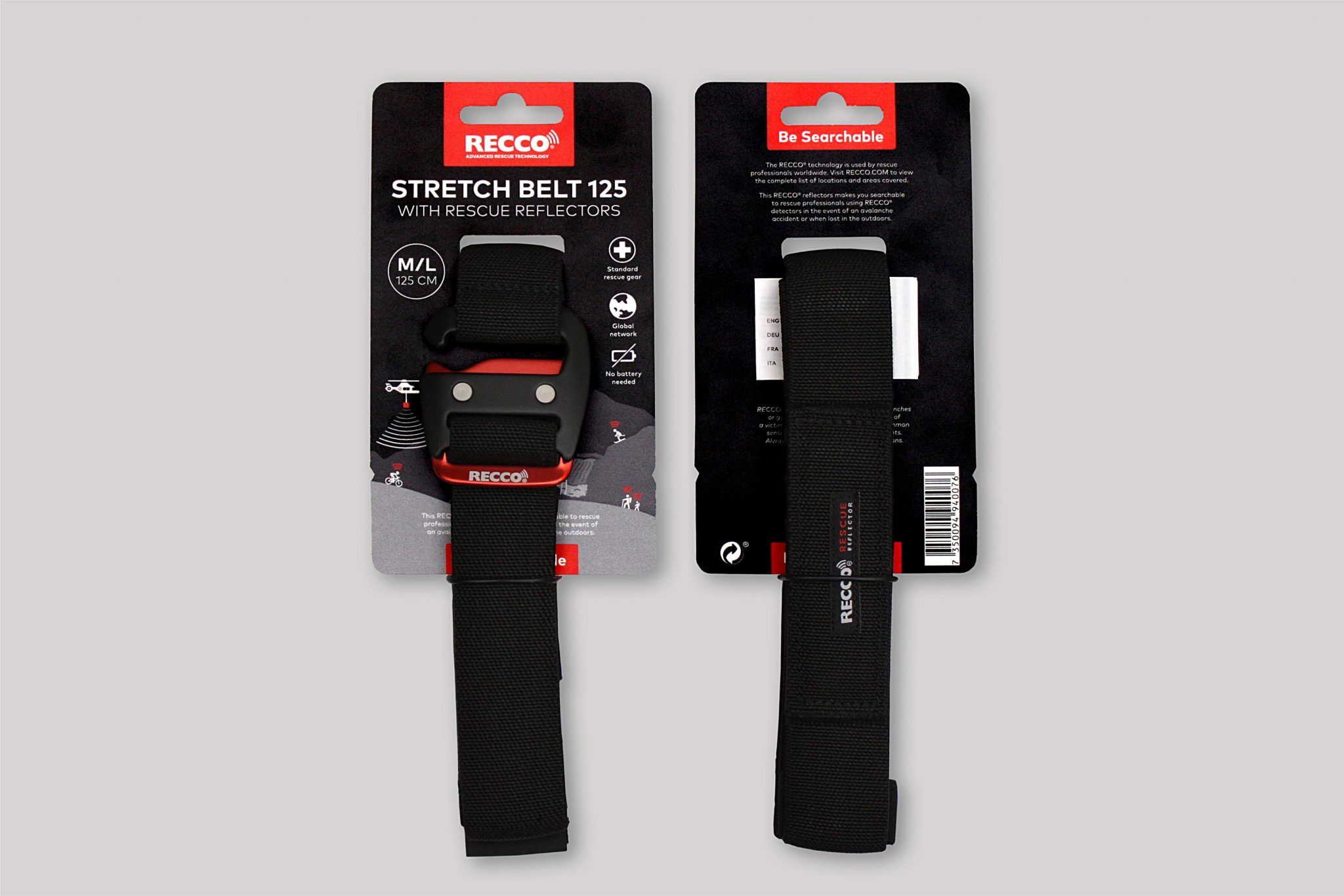 Recco Belt 125