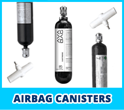 Airbag Canisters