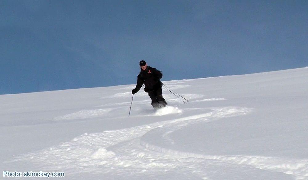 Skimckay Off-Piste Skiing Valdisere