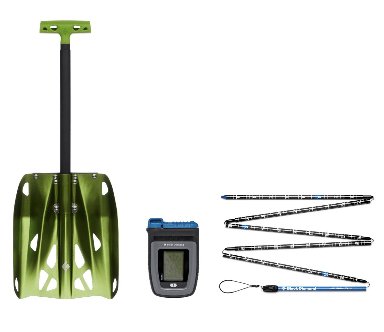 Black Diamond Alpine Avy Safety Set