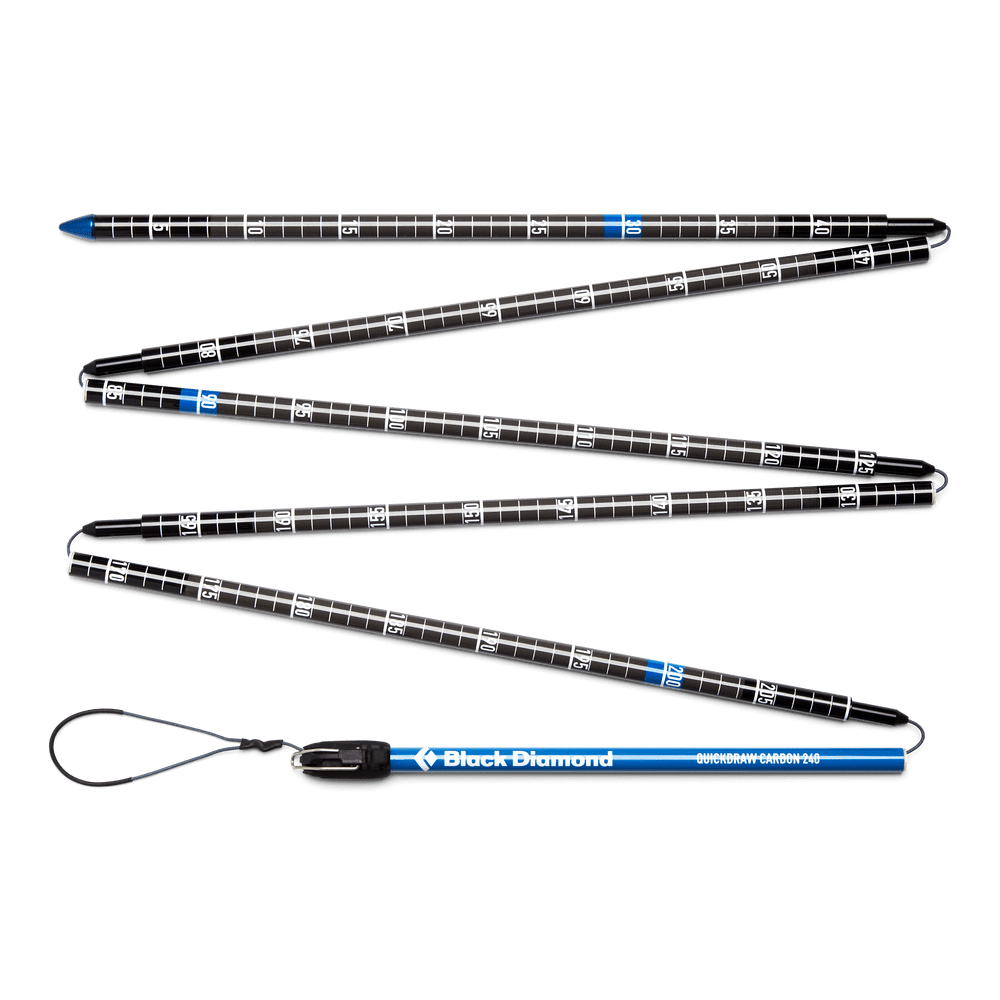 Black Diamond Quickdraw Carbon Probe 240