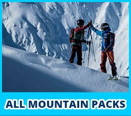 All Mountain Backpacks