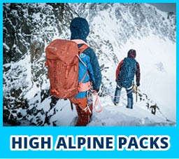 High Alpine Backpacks