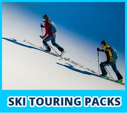 Ski Touring Backpacks