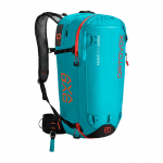 Ortovox Ascent 28 S Avabag - Aqua - Front View