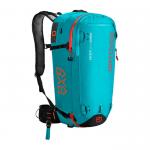 Ortovox Ascent 28 S Avabag - FRont Veiw - Aqua
