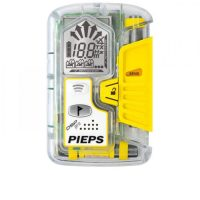 Pieps DSP Pro ICE Transceiver - Front View - Main Off/Send/Search Switch