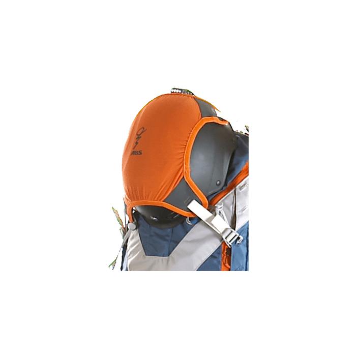 ABS Helmet Mount for Vario and Powder Zip-Ons
