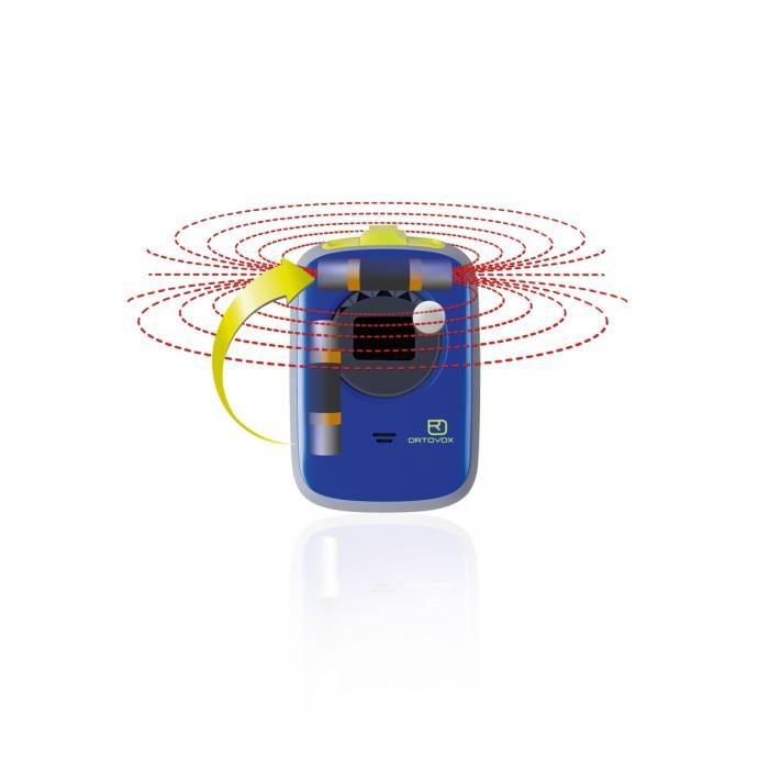 Smart Antenna Technology - Ortovox Zoom Plus Transceiver