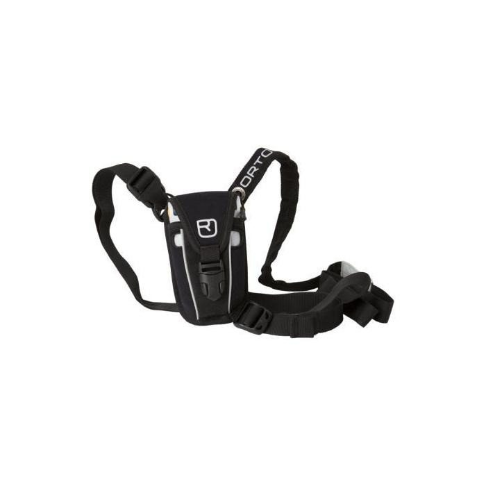 Safe and Secure Harness Included - Ortovox S1 Plus Transceiver Harness