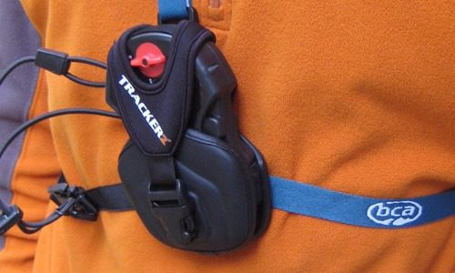 Harness Included To Be Worn Over Clothing - BCA DTS Tracker 2