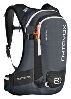 Ortovox Free Rider 22 S - Black Anthracite - Front View