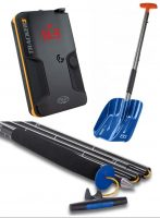 BCA Tracker 3 Package - Featuring Ortovox Beast Shovel and Ortovox Carbon 240 PFA Probe
