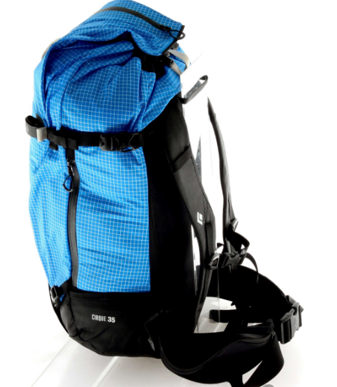 Ultra Blue Diamond Cirque 35 Avalung Pack