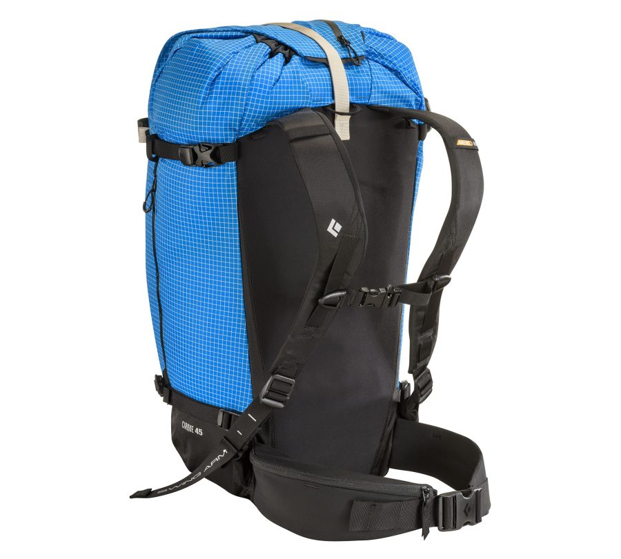 Ultra Blue Diamond Cirque 45 Avalung Pack