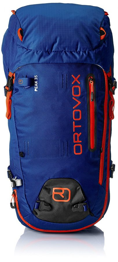 Front View - Ortovox Peak 35 - Strong Blue