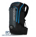 Ortovox Tour Rider 30 - Black Anthracite - Front view