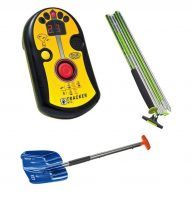 BCA DTS Tracker Package - Ortovox 240 Light PFA Probe - Ortovox Beast Shovel