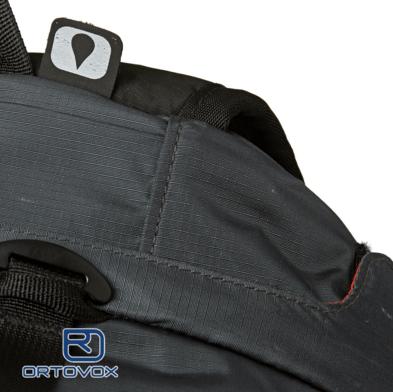 Hydration System - Ortovox Ascent 22 Avabag - Black Anthracite