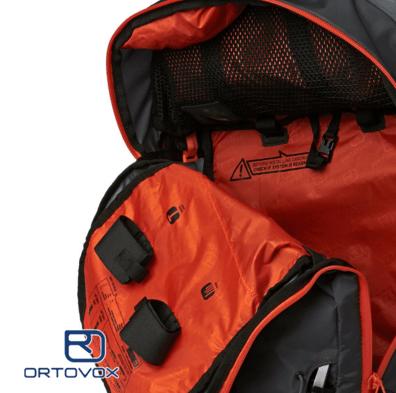 Avabag Pocket - Ortovox Ascent 22 Avabag