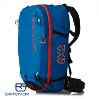Ortovox Ascent 30 Avabag - Front View - Blue Ocean
