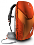 ABS Vario Base Unit - Grey - Front View of Included 8L Zip-On Bag