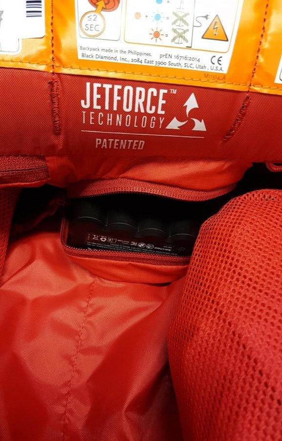 Black Diamond Jetforce Battery