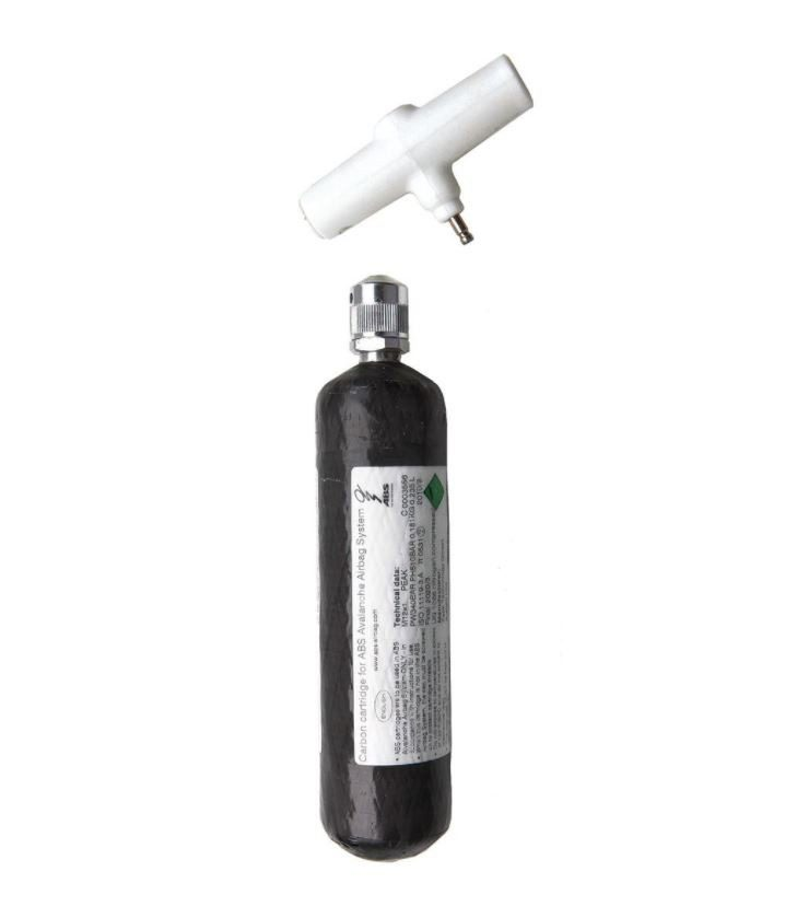 Activation Handle + ABS Carbon Canister