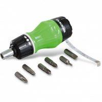 Screws and tape measure - Dakine Stance Driver