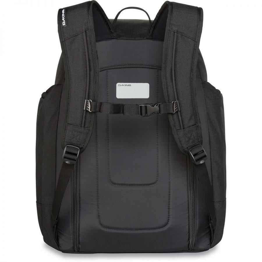 Dakine boot pack DLX 55L - Back View - Black