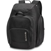 Front View - Dakine boot pack DLX 55L - Black