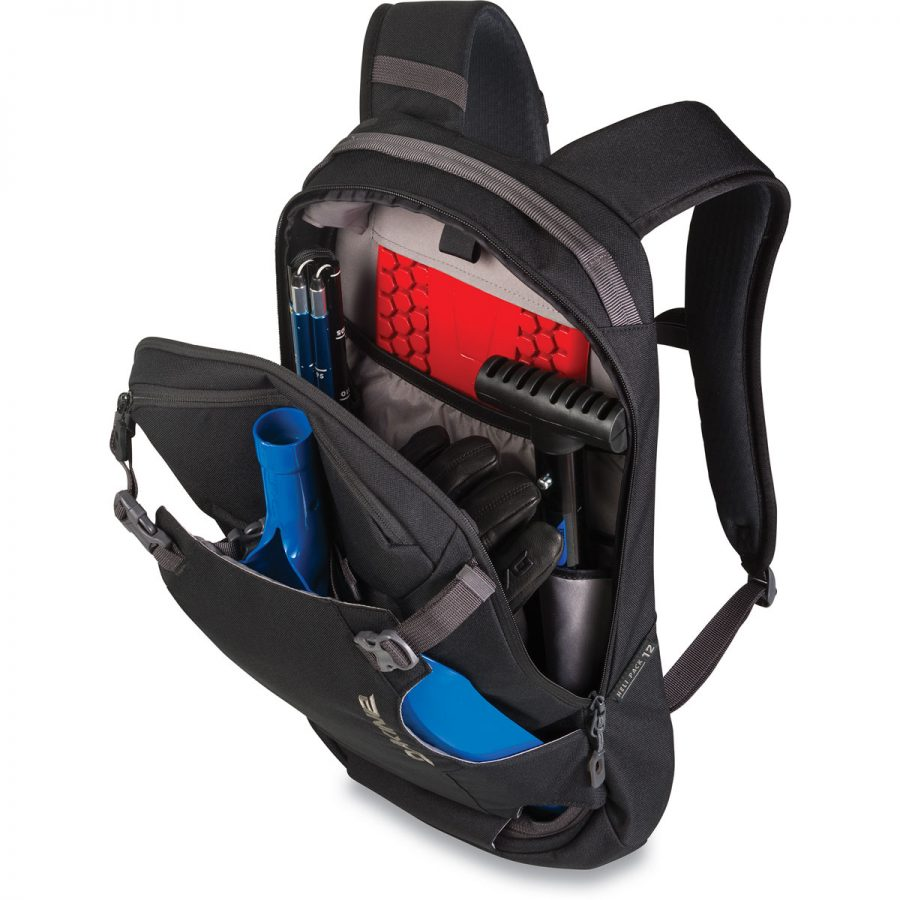Dakine Heli Pack 12L - Shovel and Probe pockets