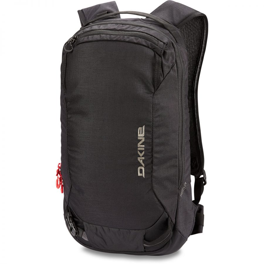 Dakine Poacher 14L - Front View - Black